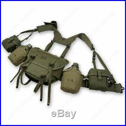 WWII US Army Korean War Vietnam War m1956 m1961 m16A1 Equipment Replica