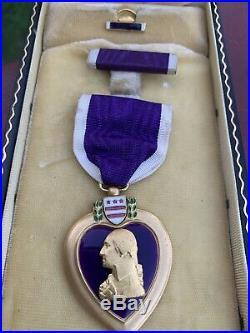 WWII WW2 Korean War Named Medal For 1st Cavalry SGT KIA & still MIA Since 1950