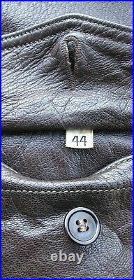Werber Sportswear 7823 (aer) G-1 Korean War Usn Bomber Leather Flight Jacket