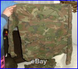 World War 2 Korean War U. S Uniform Collection