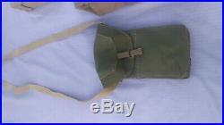 Ww2 Korean War British P37 Equipment Web Gear Pouches Packs Belts Straps Canteen
